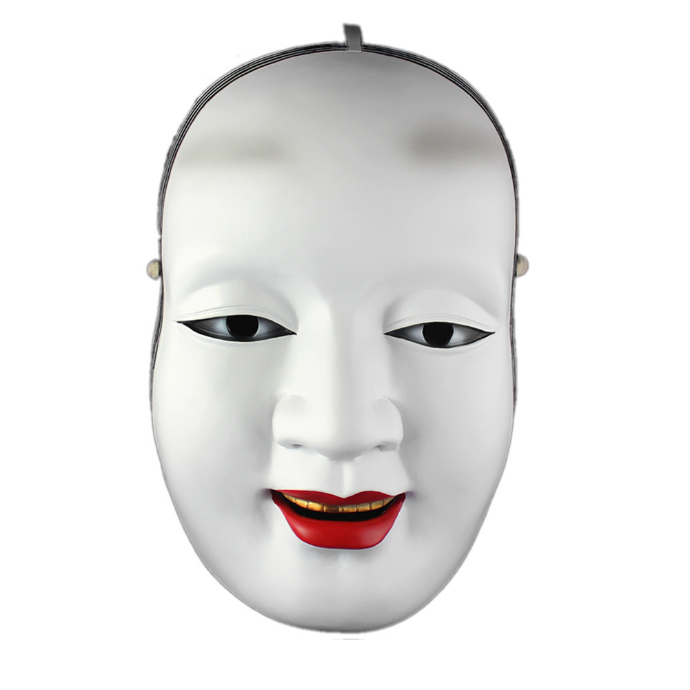 XCOSER Hannya Mask Japanese Drama Noh Hannya Masks For Sale Costume Prop