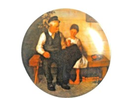 Norman Rockwell Series Bradford Exchange The Lighthouse Keepers Daughter... - $10.89