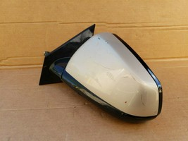 2010-15 Cadillac SRX Side View Door Wing Mirror Driver Left LH (2plugs 13wires) image 2