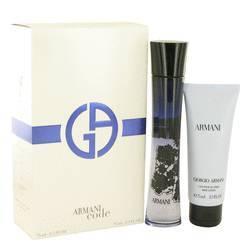 Giorgio armani code perfume set
