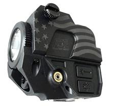 Ade Advanced Optics LS007G Patriot Series Strobe Green Laser Flashlight Sight fo - $59.39