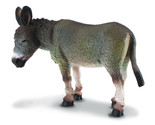 Breyer CollectA 88115 Donkey (grey) well made miniatures  <>