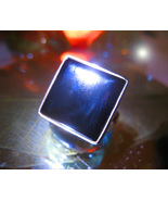 HAUNTED RAVEN SPIRIT RING TRANSFORMATION VESSEL ring MAGICK VESSEL Cassia4  - $77.77