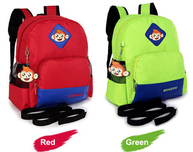 Baby Toddler Kids Safety Harness Backpack Walking Strap Rein Belt Leash Wing Bag image 4