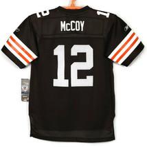 Cleveland Browns Youth Kids Jersey Shirt Size Large L 14 16 Reebok #12 M... - $28.37