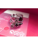 Rings - Assortment of (4) Silver-Tone - $0.00