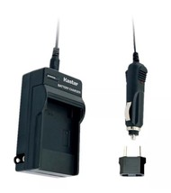 Kastar Charger Kit for Sony Camera And Camcord Battery NP-BG1, New - $14.69