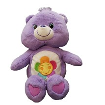 Care Bear Harmony Plush Stuffed Animal  13in Purple - $18.39