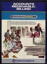 Commodore 64/128 Accounts Receivable / Billing / Accounts Payable / Checkwriting