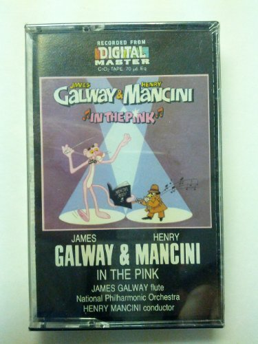In the Pink [Audio Cassette] Galway; Mancini