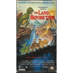 The Land Before Time--a New Adventure Is Born 1991 [VHS Tape]