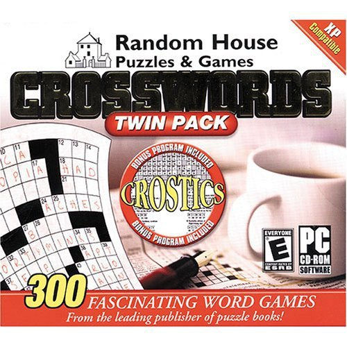 COSMI Random House Crosswords & Crostics ( Windows ) [CD-ROM] image 1