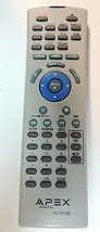 Apex RM-2600 for AD2600 DVD Replacement Remote Control - $9.89