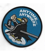 USAF 344th Air Refuel Squadron Patch - $11.87