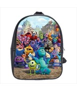 School bag toy monsters inc bookbag backpack 3 sizes - $38.00+