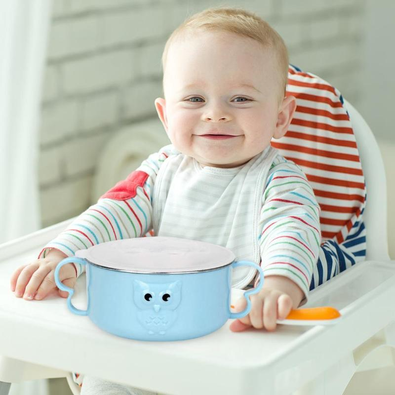 Griptight 2 Section Travel  Food Bowl /& Spoon Infants babies BPA Free