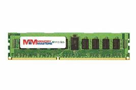MemoryMasters 4GB (1x4GB) DDR3-1333MHz PC3-10600 ECC RDIMM 1Rx4 1.35V Registered - $16.67