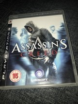Assassin's Creed (Sony PlayStation 3, 2007) SUPERFAST Dispatch - $13.00