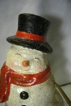 Bethany Lowe Traditional Smiley Snowman image 6