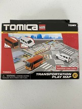 Tomica Hypercity Play Map W/2 cars 70504 - $10.99