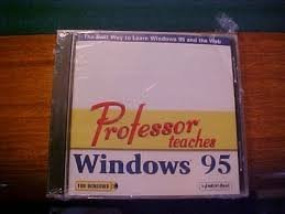 Professor for Windows 95 Deluxe CD by Software Individual