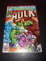 The Incredible Hulk #252 Marvel Comic Book VF 8.0 1980 Beware The Changelings image 2