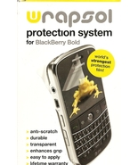 Wrapsol Scratch-Proof Protection for BlackBerry Bold 9000 - $3.99