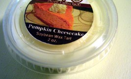 Hand poured Soy Melts - Pumpkin Cheesecake - $2.00