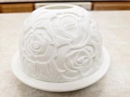 Seagull Studios Gentle Glows Fine Porcelain Tealight Candleholder Design... - $9.50
