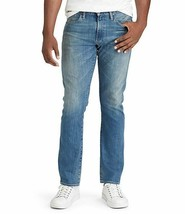 Polo Ralph Lauren Men's Jeans Varick Slim Straight Blue 40 X 32 - $55.43