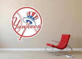 New York Yankees MLB Baseball Team Wall Decal Decor For Home Laptop Sports - $104.45