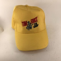 Vintage Otto SnapBack Hat Tim Force Tin Shop - $9.89