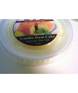 Hand poured Soy Melts - Vanilla Rum Cake - $2.00