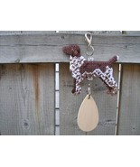 German Shorthaired Pointer crate tag or hang an... - $22.00