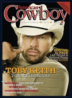 American Cowboy November / December 2007 [Single Issue Magazine] by American ...