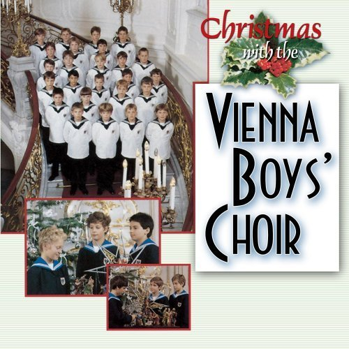 Christmas with the Vienna Boys' Choir [Audio CD] Bach, Johann Sebastian; Moza...