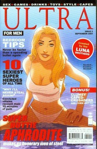 Ultra #2 Super Hot Aphrodite [Comic Book] by Luna Brothers