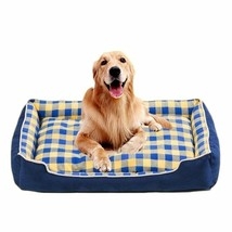 Warming Dog House Pet Dog Pet Soft Material Dog Bed Kennel for Cat Puppy - $24.72+