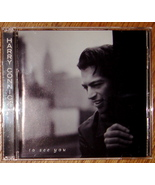 To See You by Jr. Harry Connick (CD, Nov-1997, Columbia USA) - $10.00