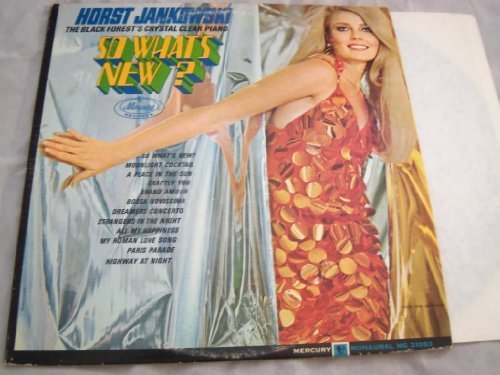 So What's New? [Vinyl] Horst Jankowski image 1