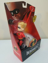 Disney Pixar Incredibles 2 Super Speed Dash Dash Parr Pull Cord Action Figure - $11.01