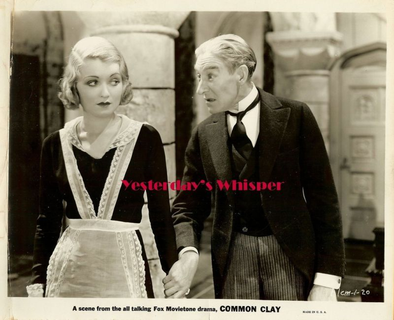 Constance Bennett Fox Movietone 1930 Original B&W Photo