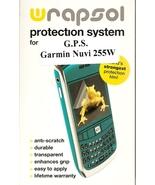 Wrapsol Scratch-Proof Protection G.P.S. GARMIN NUVI 255W - $4.99