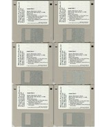 "Microsoft PowerPoint Viewer v. 4.0- ~ 13 Set of 3.5"" Disks for Apple Mac... - $29.03"