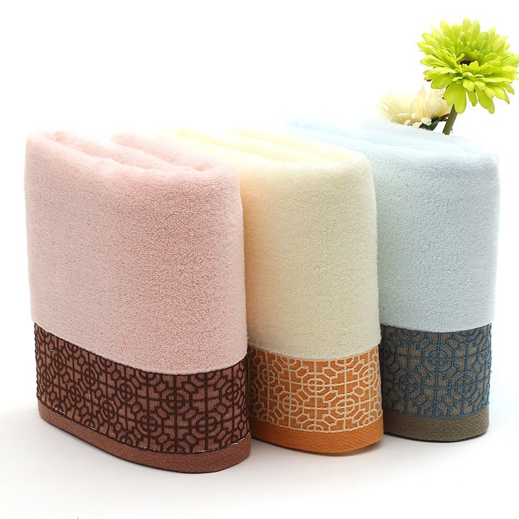 100-Cotton-Bath-Towel-Embroidered-Quick-Dry-Toallas-70x140cm-Towels-for-Home-Hot