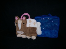 Doomagic kids carry along/travel bag- horse - $20.00