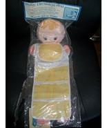 Vintage Plakie Baby Dressing Bag - $59.35