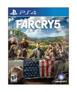 Far Cry 5 PS4 - $109.99