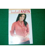 Leisure Arts Little Books, Touchable Woman's Knits - $3.00