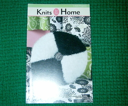 Leisure Arts Little Books, Knits For The Home - $3.00